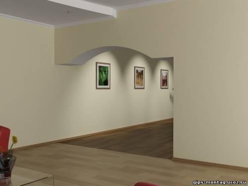Перегородка в квартире дизайн фото